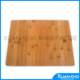 Hot-Sell Bamboo Cutting Board avec couleur carbonisée