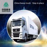 Camion pesante 4X2 della Cina Shantou Deca Sitrak C7h un trattore da 400 cavalli vapore (trasporto pericoloso)
