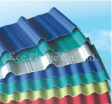 Chapa de Papelão Ondulado de PVC