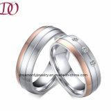 Классицистические ювелирные изделия подарка Valentine подарка Рождества обручального кольца захвата