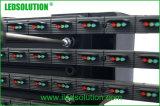 P25 조정 임명을%s 옥외 투명한 LED 커튼 전시