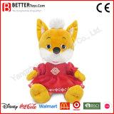 Weicher Spielzeug-angefülltes Tier-Plüsch-BabyFox der Liebkosung-En71 für Kinder