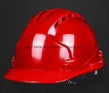 De aangepaste ABS Helm van de Veiligheid van de Techniek van de Industriële Norm Plastic