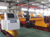 Het Plasma van het Blad van het Metaal van het Type van brug CNC en de Scherpe Machine van de Vlam