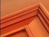 Porte en bois intérieure composée solide de Woodne de panneau simple