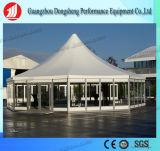 Elegante em alumínio Multi-Sided Retângulo VIP Tenda para eventos e festas, concertos, Festival, lançamentos de produtos