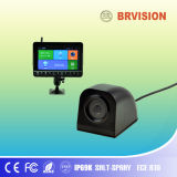Mini cámara de la vista lateral de 120 grados con el conector 4p