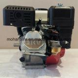 Motor de gasolina do curso 68X54mm do furo para a bomba de água