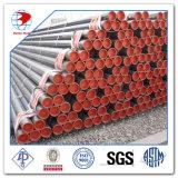 24 pipes enduites d'acier allié de pouce ASTM A333 ERW 3PE
