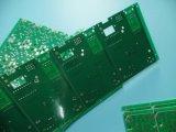 3 oz de cobre pesados placa PCB Soldermask Verde da camada 2