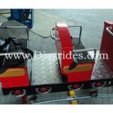 Le train électrique de conduites d'amusements à vendre, mail électrique s'exerce (BJ-ET26)