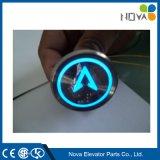 Druckknopf des Höhenruder-LED für alles Höhenruder