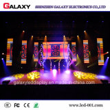 Tablilla de anuncios a todo color de interior de pantalla del alquiler LED P3/P4/P5/P6 para la demostración, etapa, conferencia