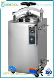 Sterilizer vertical da autoclave da pressão do equipamento médico