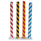 Varios venta de la fábrica de Larga Vida del arco iris de película reflectante