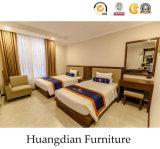 Muebles económicos del dormitorio del hotel para el hotel de tres estrellas (HD203)
