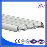 Profil en aluminium anodisé de DEL