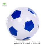 La costura de PVC pelota de fútbol para los estudiantes la formación