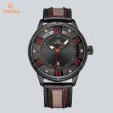 昇進のスポーツのステンレス鋼の方法Men´ Sの水晶腕時計のスポーツの腕時計72783