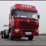 De Vrachtwagen van de Tractor van de Dieselmotor F3000 420HP van Shacman F2000 6X4