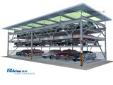 Sistema meccanico Alzare-Scorrevole di parcheggio di Muti-Strato