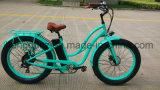 autoveicoli elettrici della bici di montagna di vendita calda di 48V 500W con la E-Bici del pedale in pioggia della spiaggia