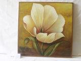 Hibiscus Flower Pattern Ameublement Peintures décoratives en toile