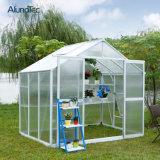 アルミニウムパソコンシートの庭の温室