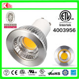 Ce RoHS d'étoile d'énergie de la lampe 3W 4W 5W 6W 7W ETL de la qualité MR16 GU10 DEL