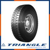 9.00R20 TBR más populares de las principales marcas de acero de alta calidad Radail largo servicio de seguridad de kilometraje gran bloque de neumáticos para camiones de conducción