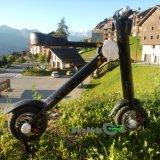 よい強力なモーター電子電気スクータースクーターのバランスをとる