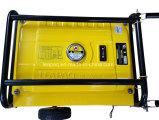 Rodas de 3.0 quilowatts & P-Tipo gerador portátil do punho da gasolina