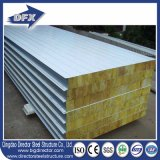 50mm / 75mm / 100mm EPS / Glasswool / Rockwool / PU Foam Sandwich Panel