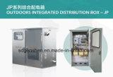IP impermeável ao ar livre caixa integrada/detalhada de 56 do aço Jp-04 inoxidável de distribuição com função da compensação/controle/terminal/relâmpago
