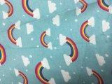 100%Cotton Flannel Printed Fabrics Cotton Fabrics für Australien Neuseeland Kanada und Amerika