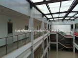 Costruzione prefabbricata della Camera della struttura d'acciaio/dell'hotel struttura d'acciaio