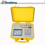Analyseur triphasé portatif électrique de qualité de pouvoir de la vente 2016 chaude