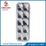 indicatore luminoso Emergency ricaricabile di 10PCS LED