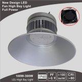 Il nuovo indicatore luminoso IP65 della baia del ventilatore LED di disegno 200W alto con Epistar scheggia la lampada di pieno potere (CS-GKD014-200W)