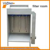 Cabina di spruzzo standard del rivestimento della polvere Colo-3232 per il cliente degli S.U.A.