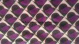 польностью тускловатая ткань полиэфира Pongee Twill 260t