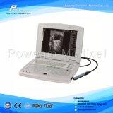Veterinario lleno de la computadora portátil de Digitaces de la buena calidad/generación de eco/explorador del ultrasonido