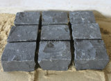 Black Basalt Trumbled Bricks, Blocks, Pavers
