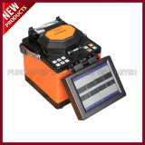 Faser-Optikschmelzverfahrens-Filmklebepresse-Maschine Wechselstrom-100-240V FTTH mit LCD-Monitor