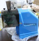 寸断機械をスライスする小型タイプ携帯用自動春タマネギの青ネギのニラネギのカッターの切断