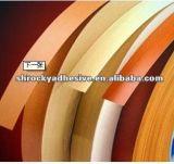 Прилипатель Melt утесистого цвета желтого цвета высокого качества горячий для кольцевания края ABS