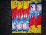 Belüftung-Blase und Papercard Verpackmaschine für Kerze /Rezor/Toothbush/Battery