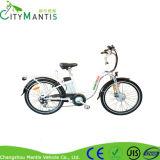 LCD Displayerのアルミ合金のマウンテンバイクが付いている山の自転車