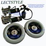 Joystick Lever & Controller를 가진 24V 276W 120rpm Left & Right Power Electric Wheelchair Motors