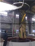 Цвет золота металлизируя вакуум Zhicheng машины